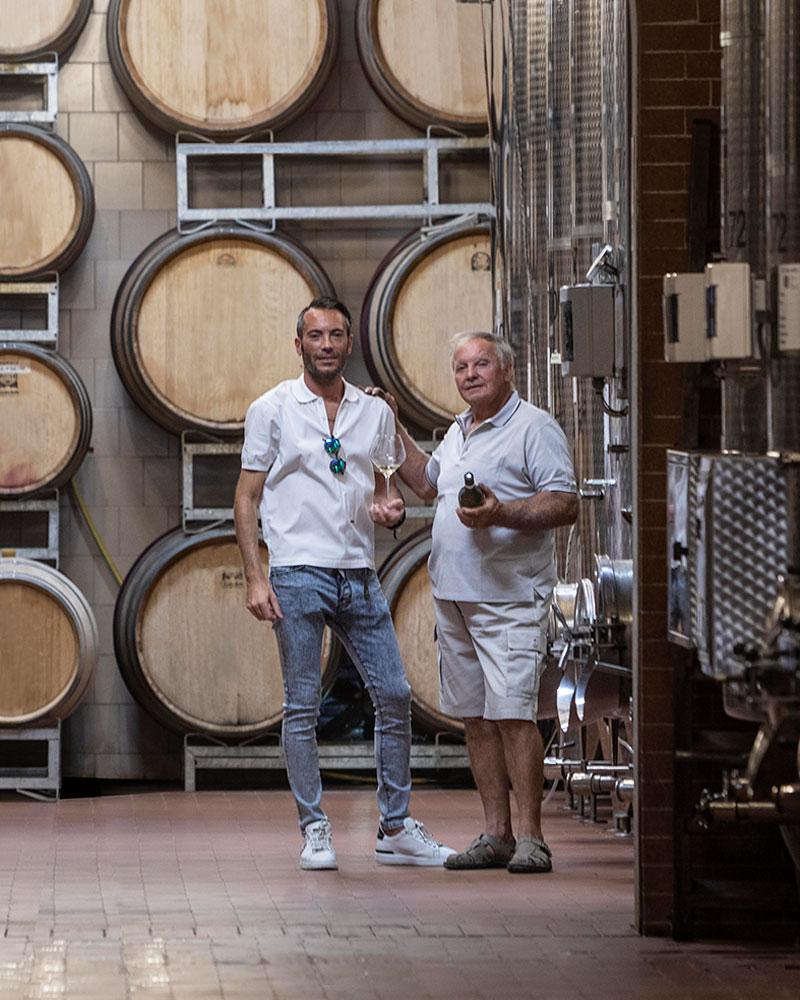 Family Winery Bric Castelvej